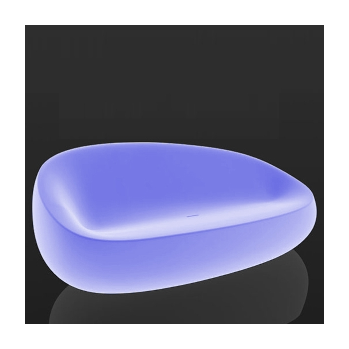 Sofa VONDOM Stone, LED RGB