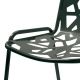 Chaise empilable RD ITALIA Fancy Leaf 1