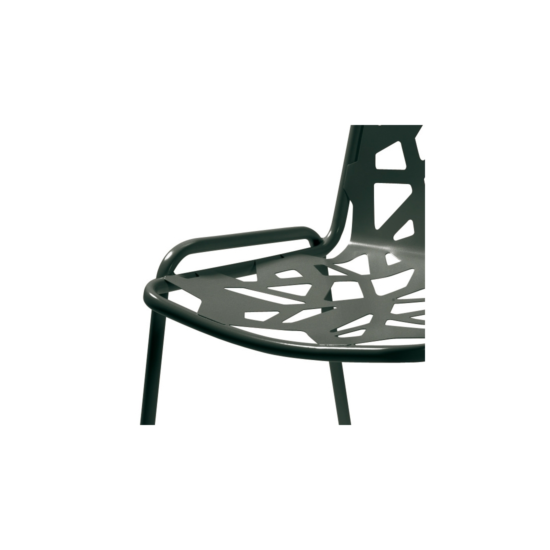 chaise empilable rd italia fancy leaf 1 chaises design rd. Black Bedroom Furniture Sets. Home Design Ideas