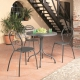 Chaise empilable RD ITALIA Fiona 1