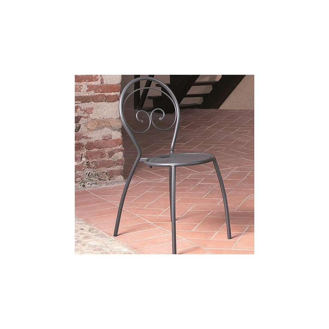 Chaise Empilable Rd Italia Fiona 1 Chaises Design Rd