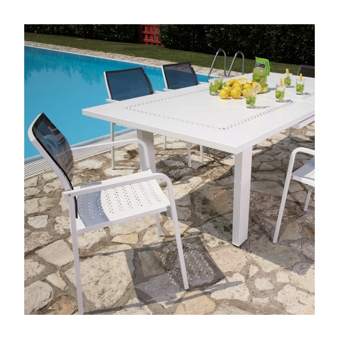 Ensemble jardin rd italia axa helios xl tables manger design rd - Table de jardin design italien ...