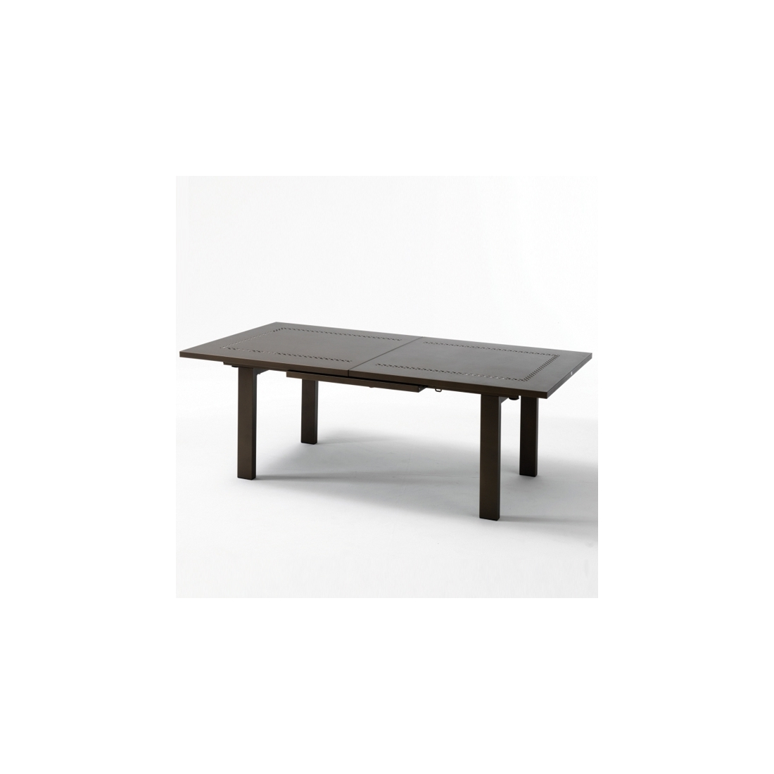 Table rallonge rd italia helios xl tables manger design rd - Table de jardin design italien ...