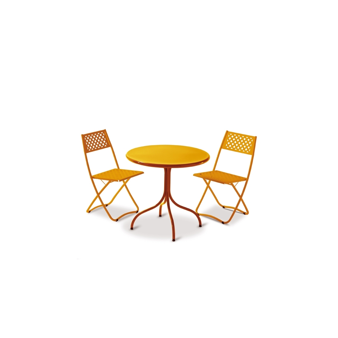 Table d montable rd italia bistrot 80l tables manger design rd - Table de jardin design italien ...