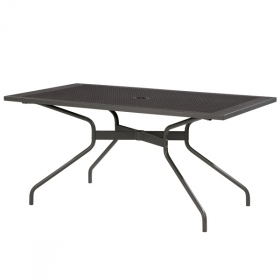 Table rectangulaire RD ITALIA Estate 160x90