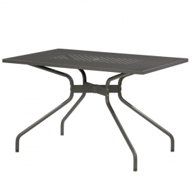 Table rectangulaire RD ITALIA Estate 120x80