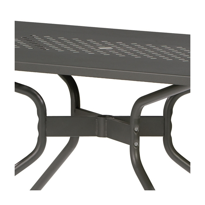 Table rectangulaire rd italia estate 120x80 tables for Table 120x80