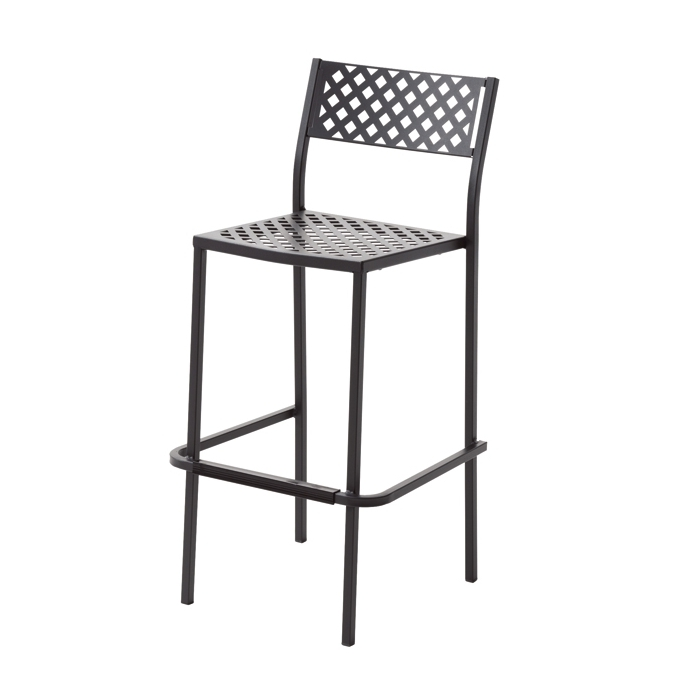 tabouret de bar design italien. Black Bedroom Furniture Sets. Home Design Ideas