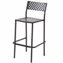 Tabouret de bar empilable RD ITALIA Lola 75