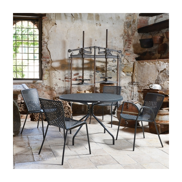 Chaise empilable RD ITALIA Sonia 1