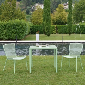 Chaise empilable RD ITALIA Syrene 1