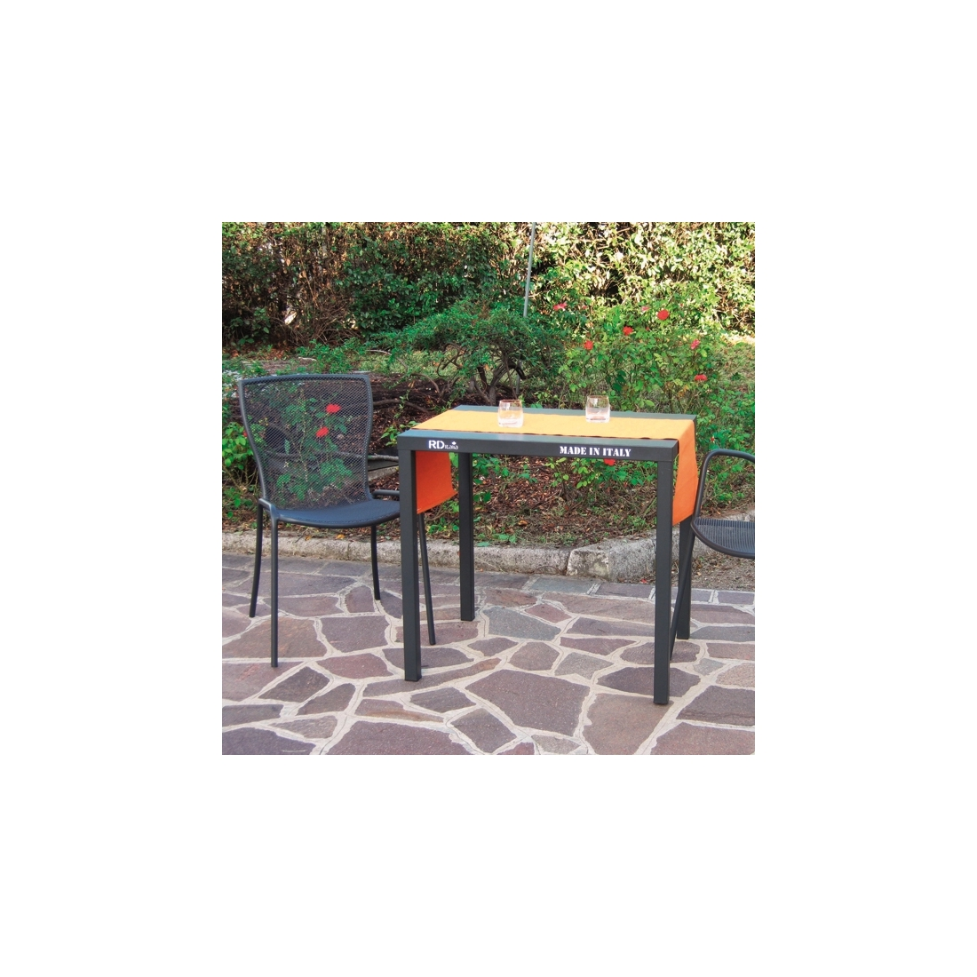 Chaise empilable rd italia syrene 1 chaises design rd italia - Chaise de jardin empilable ...
