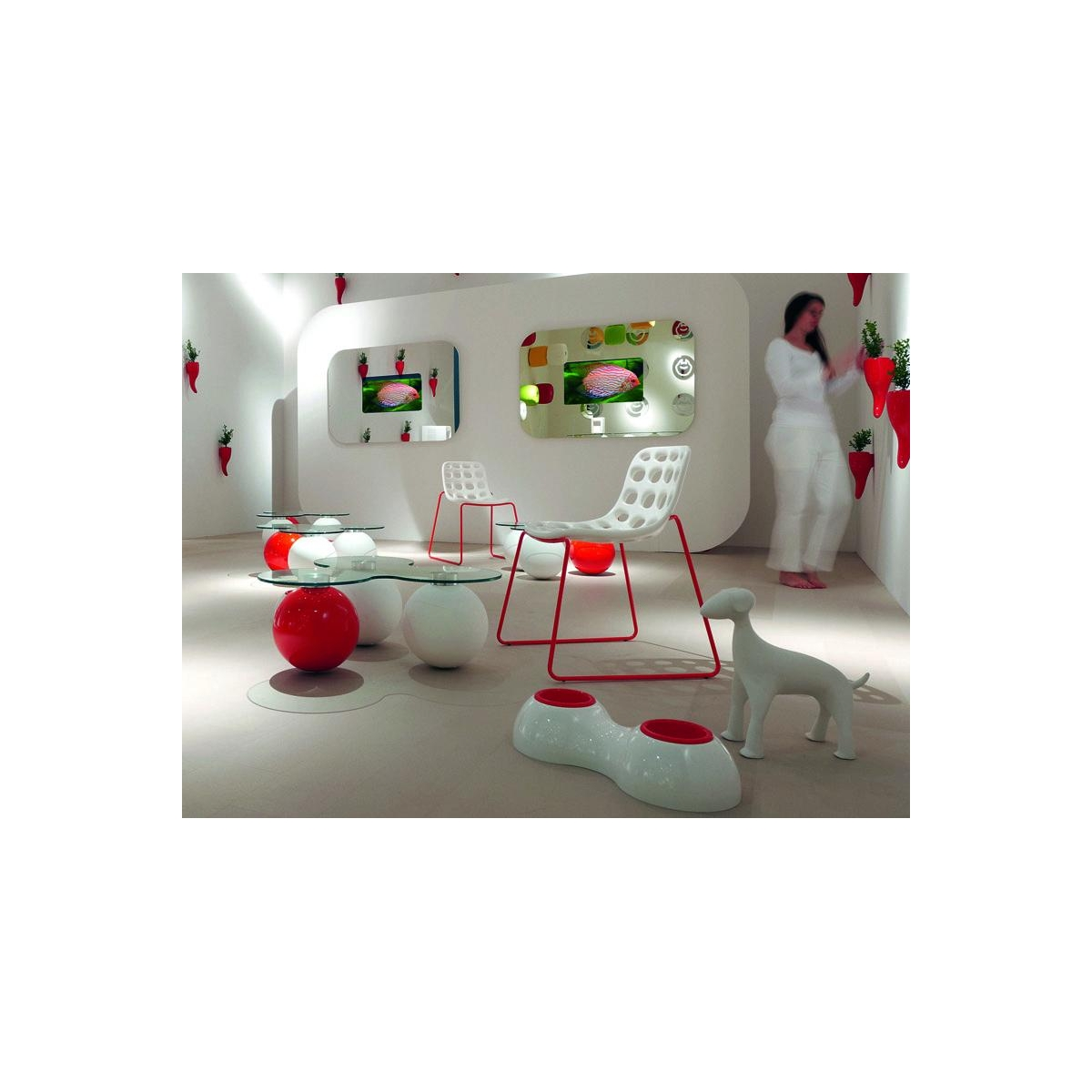 Pied de table basse MYYOUR Gigio, tables basses design MYYOUR, Tables -> Pieds De Table Basse