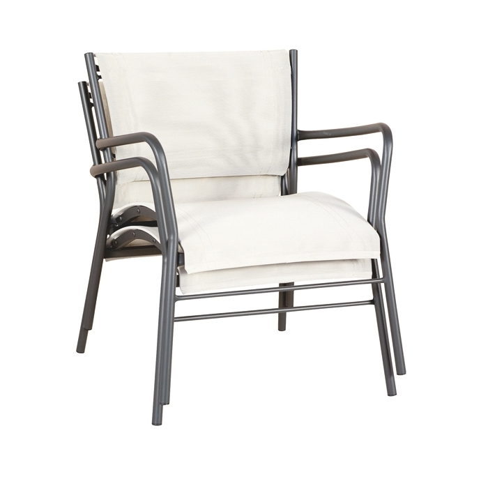 Fauteuil large empilable RD ITALIA Polo 1