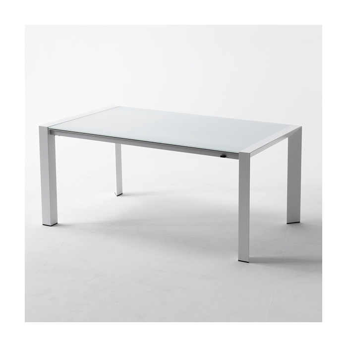 Table rallonge rd italia oreste tables manger design rd italia - Table de jardin design italien ...