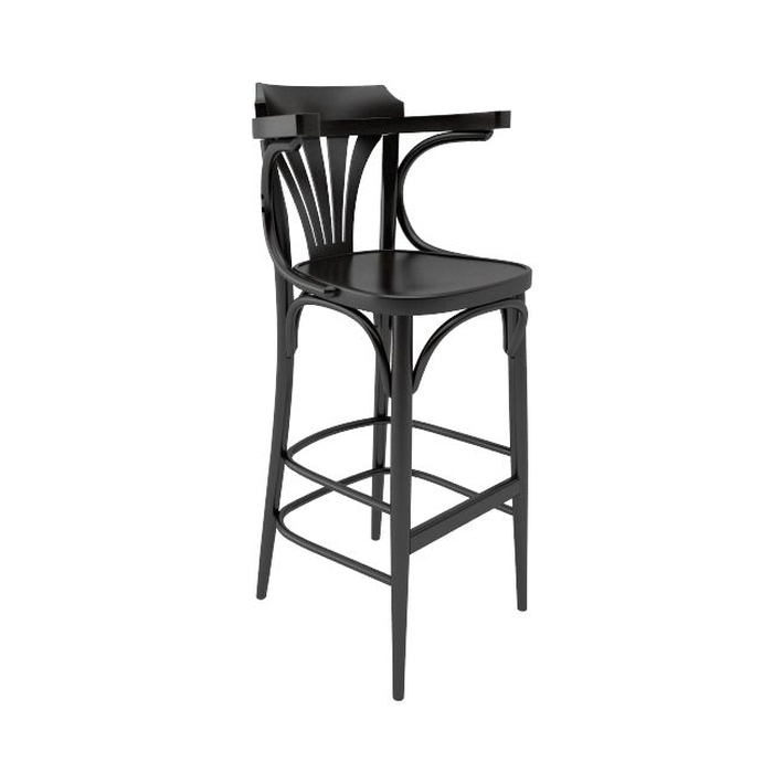 chaise de bar ton 135 chaises hautes design ton tabourets de bar. Black Bedroom Furniture Sets. Home Design Ideas