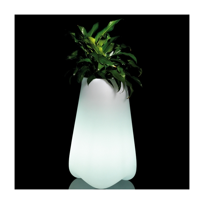 Pot design VONDOM Vlek 100 cm, LED RGB