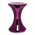 Tabouret Tam Tam Chrome STAMP