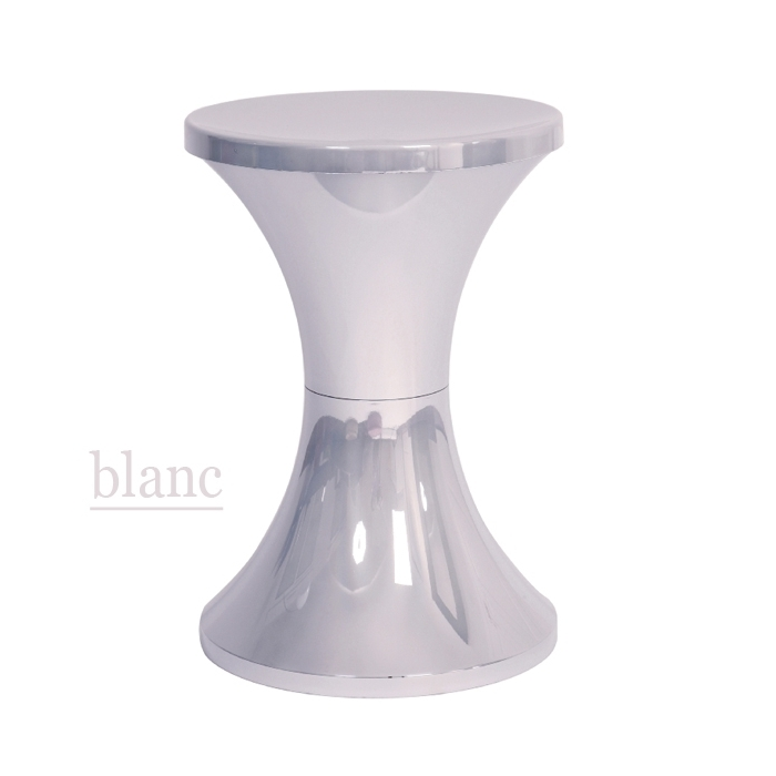 Tabouret STAMP Tam Tam Chrome