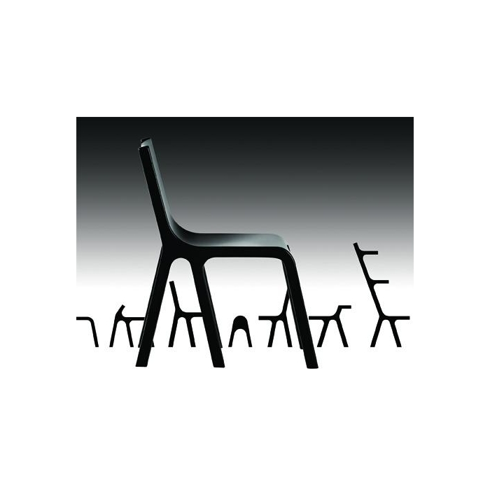 3 step chair, chaise de Gaeaforms