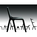 Chaise design GAEAFORMS 3 step chair