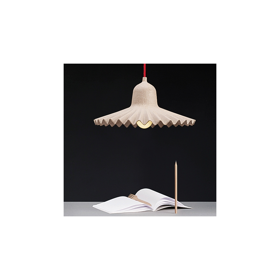 Seletti : Suspension design Egg of Columbus