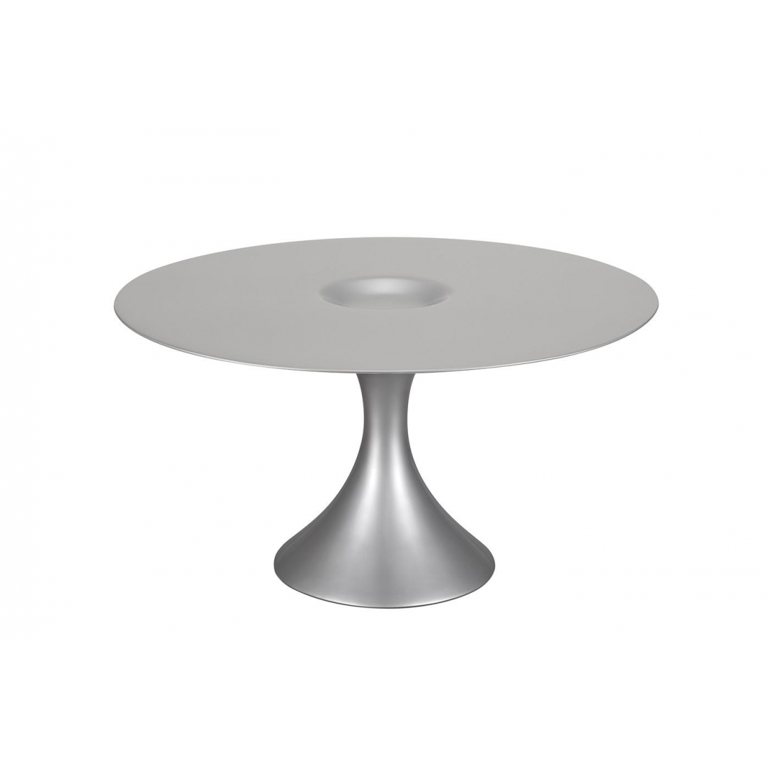 Table salle a manger ronde gaeaforms zendart design - Table salle a manger ronde ...