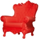 Fauteuil design LITTLE QUEEN OF LOVE