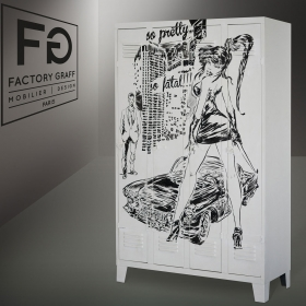 Armoire design FACTORY GRAFF So pretty