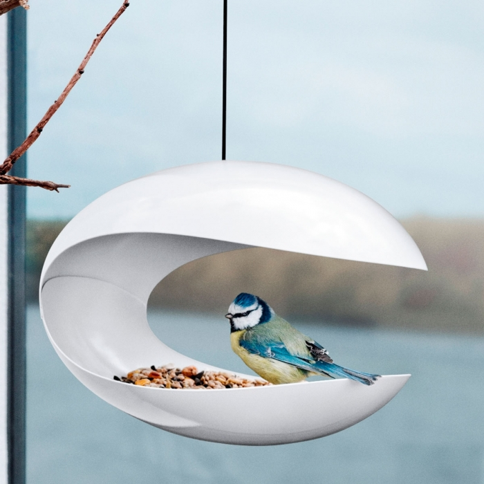 Mangeoire pour oiseau design EVA SOLO Bird Table hanging