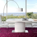 Table design Collection Blanc Zendani