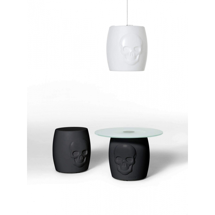 Plateau pour table basse design SKULL TABLE