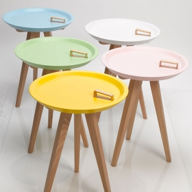 Table basse pop-pop design Collection Compas