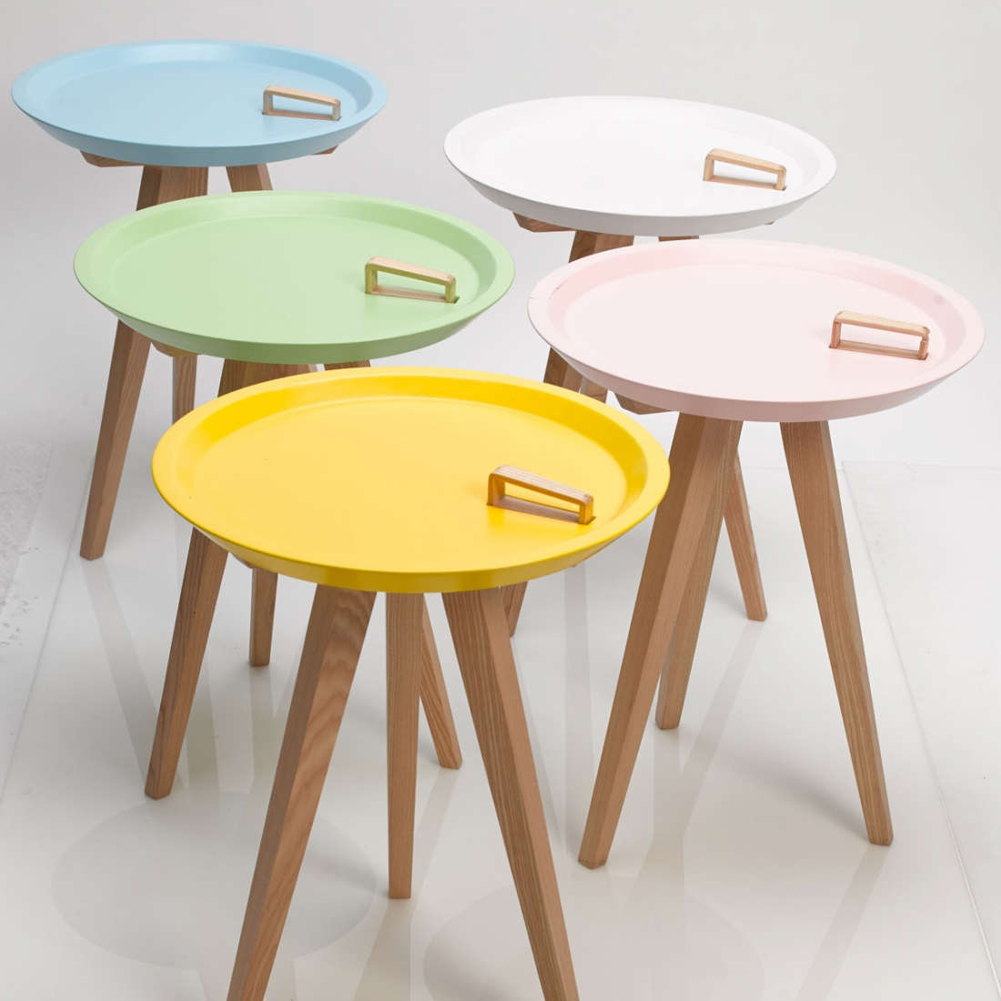 Table basse pop-pop design Compas