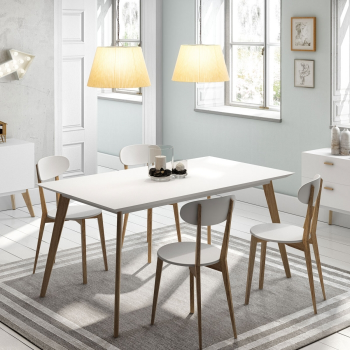 Chaise de table design Collection Compas