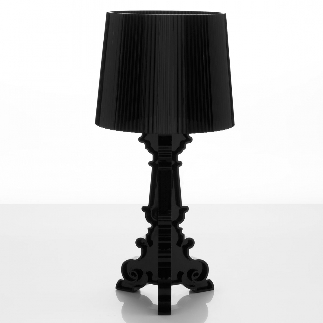 lampe de table design barocco. Black Bedroom Furniture Sets. Home Design Ideas