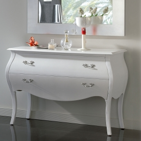 Commode 2 tiroirs design