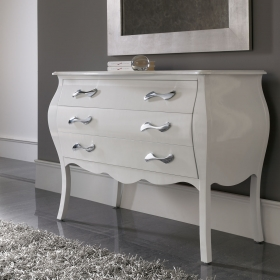 Commode 3 tiroirs design