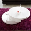 Table basse design pivotante