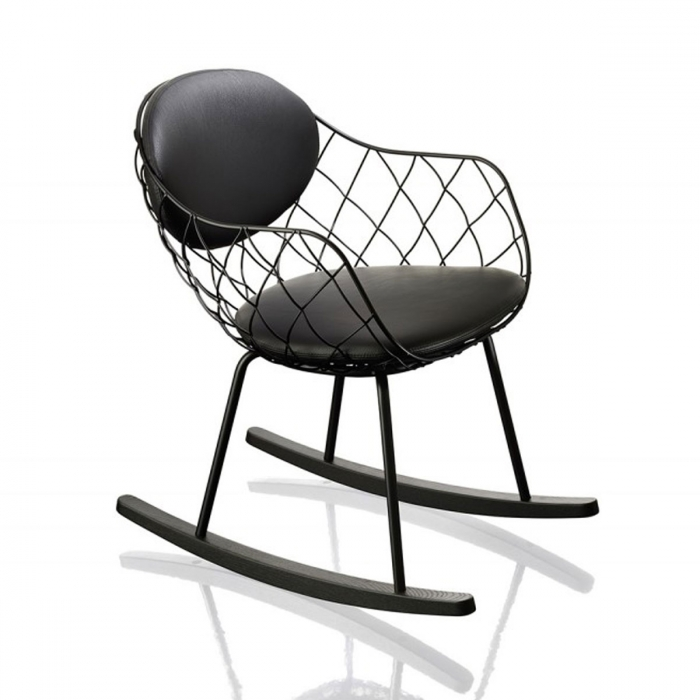 Rocking chair design MAGIS Pina