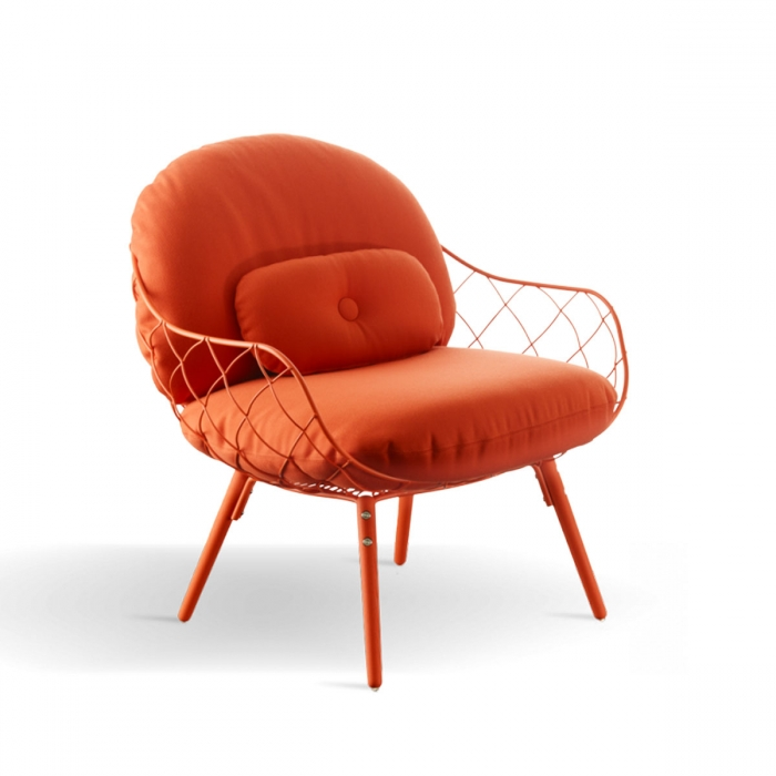Fauteuil design MAGIS Pina low chair