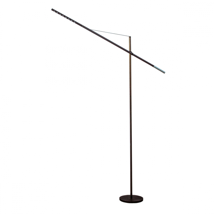 Lampe design outdoor STRUCTURES S7 Carbon
