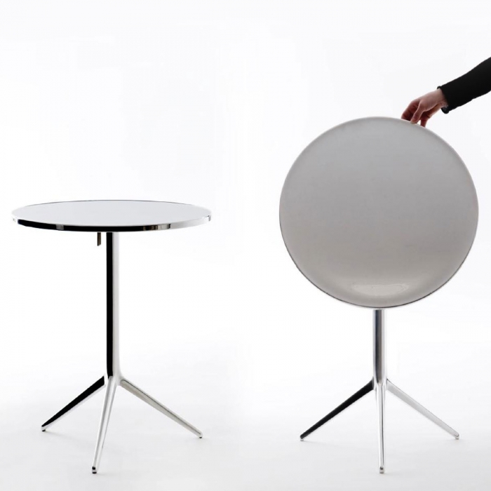 Table pliante design polie MAGIS Central
