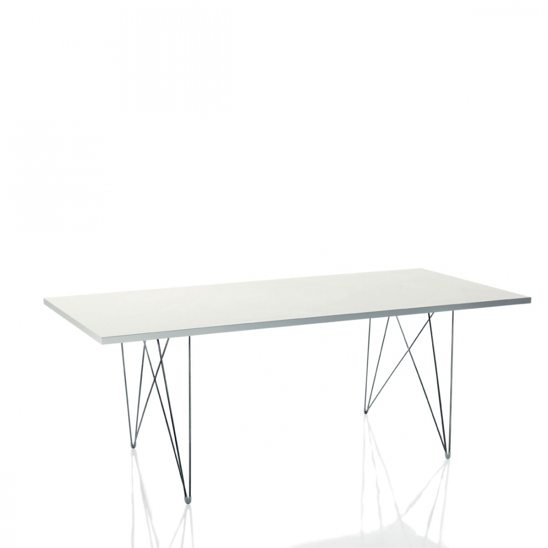 Table rectangulaire tavolo magis zendart design - Table rectangulaire design ...