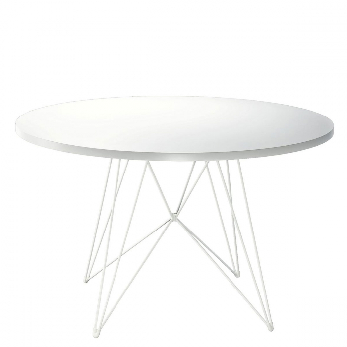 Table design MAGIS Tavolo XZ3 plateau rond