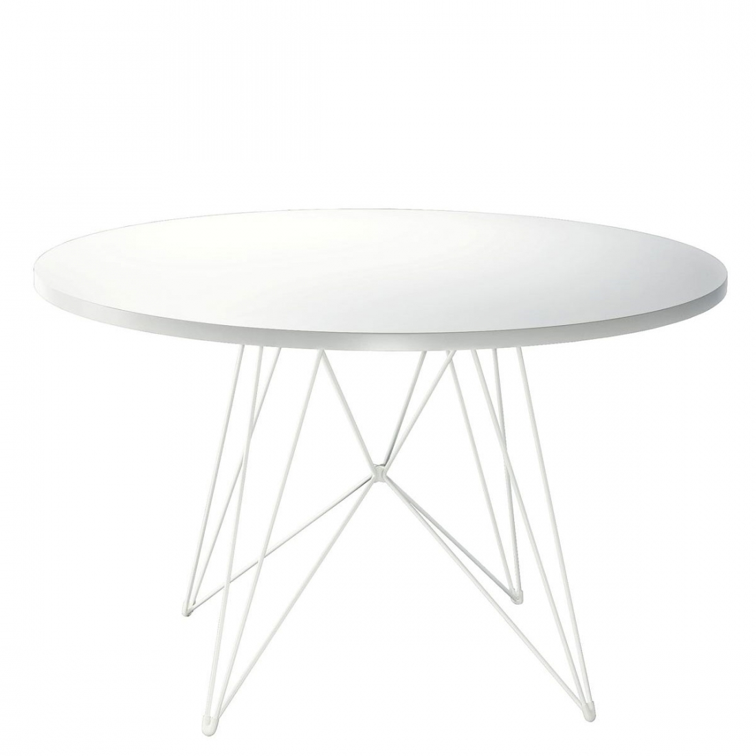 Table manger ronde zendart design for Plateau pour table a manger