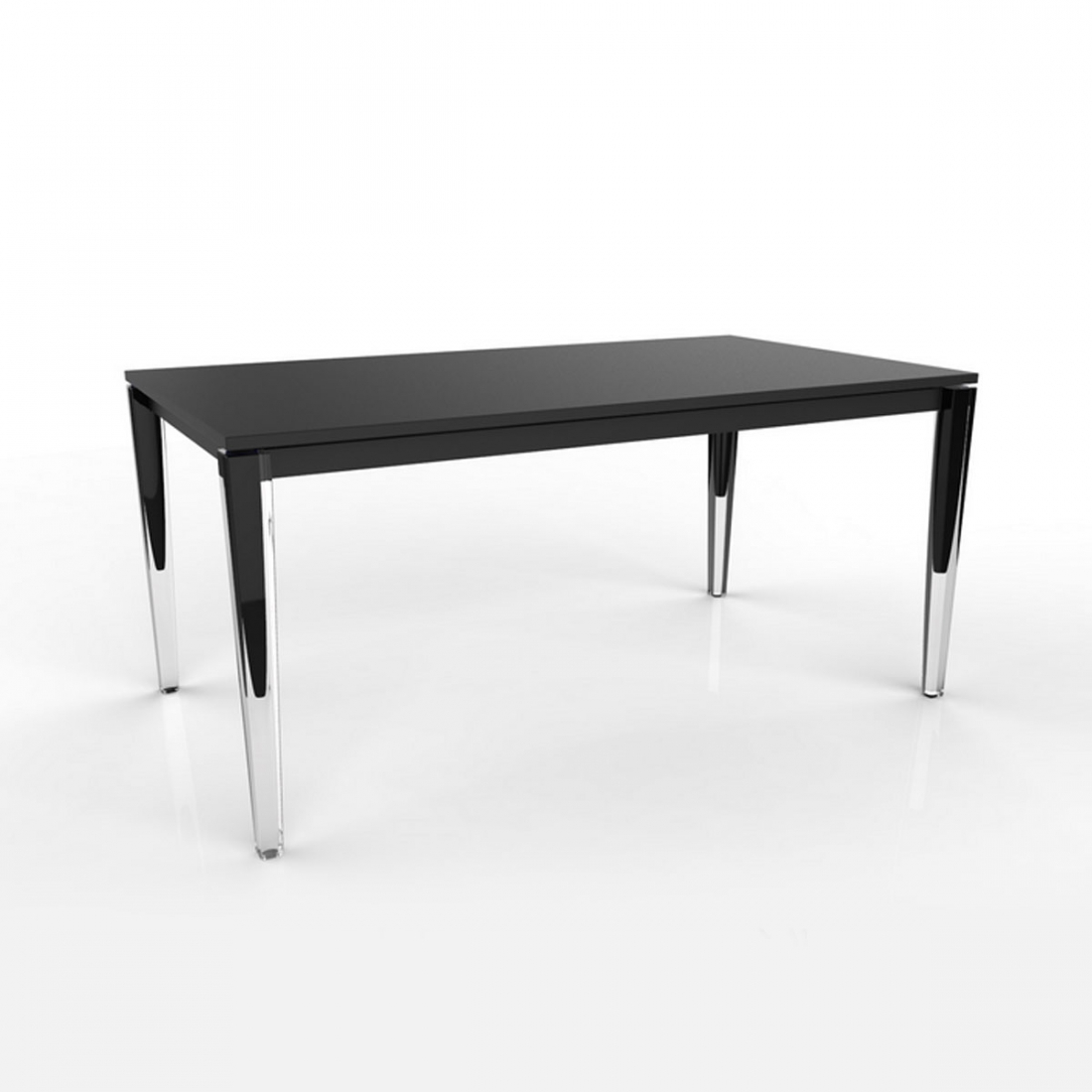 Table avec rallonge design magis zendart design for Table exterieur avec rallonge