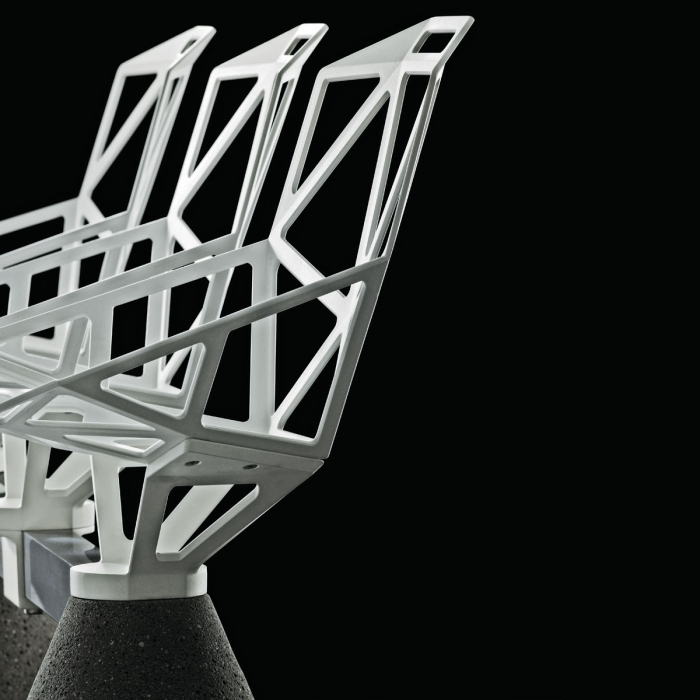 Banc design MAGIS Chair_One Public seating System 1