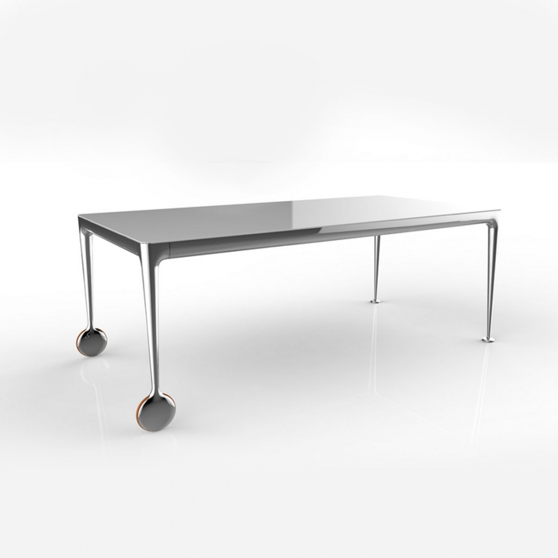 Table a manger a rallonge magis zendart design for Table a manger rallonge