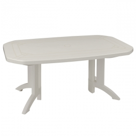 Table de jardin Vega 165x100...